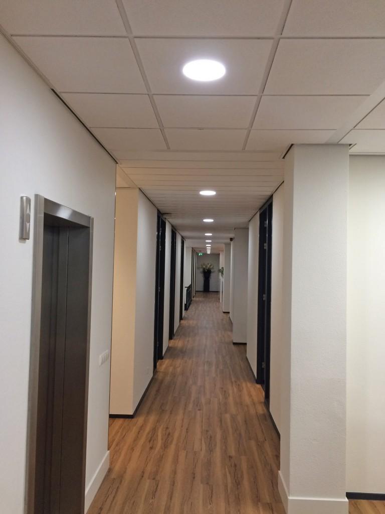 Crop kiest voor mooie uitstraling en voldoende licht bij nieuwe LED verlichting
