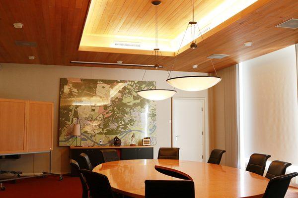 LED buizen zorgen voor een hoge lichtopbrengst en consistente lichtkleur bij de Gemeente Renkum