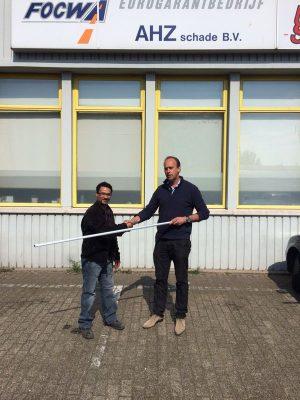 AHZ Schade Den Haag gaat over op Triple-A Led