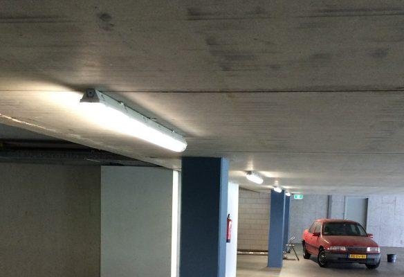 Terra Montis vernieuwend met buizen van Triple A LED