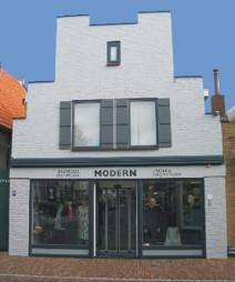 entree textielhuis modern