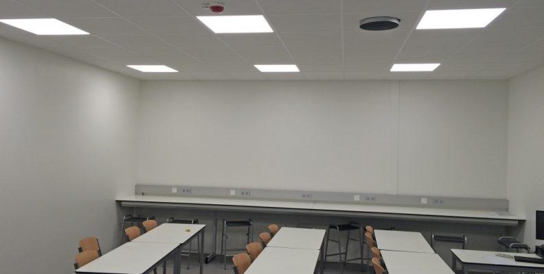 Vechtdal College gebruikt moderne LED panelen van Triple A LED