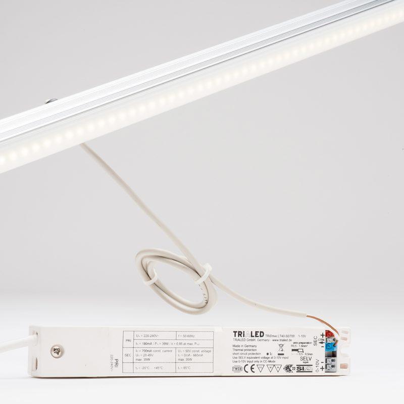 LED buis met externe sturing