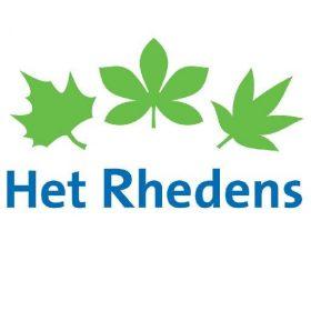 het Rhedens lyceum logo