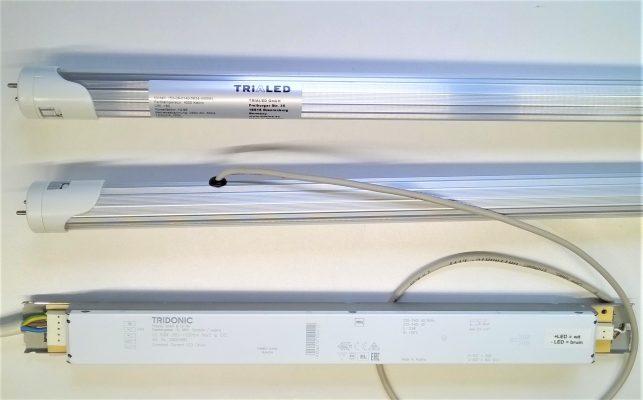 LED buis met externe driver